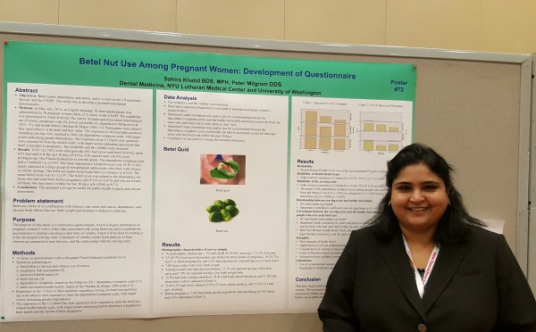 Dph Residents Make Poster Presentations Nohc Conference