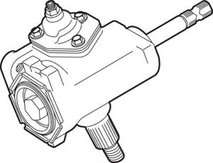 LMC Truck: Steering Gears