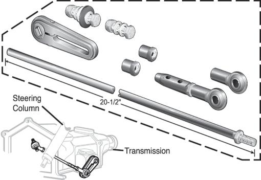 Transmission Shift Linkage Kit