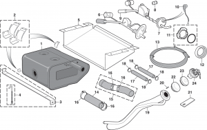 LMC Truck: Gas Tanks and Parts