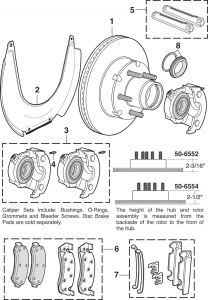 LMC Truck: Brakes and Components