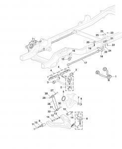 LMC Truck: Front and Rear Suspension Components