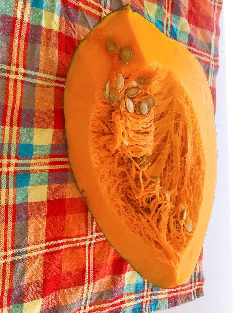 Macaroni au giraumon