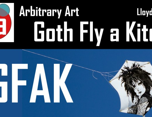 Goth Fly a Kite Maine