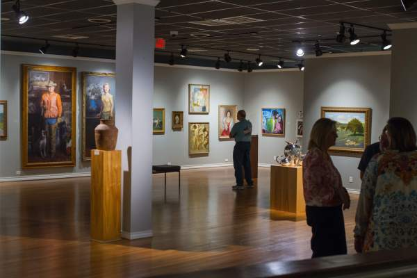 East Texas Collects - Longview Museum Of Fine Arts