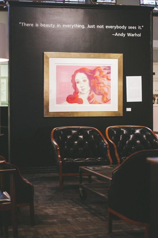 Rediscovering Andy Warhol - Longview Museum Of Fine Arts