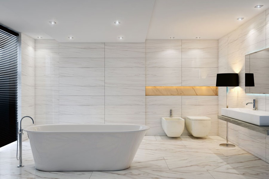 CARRARA SELECT by IRIS  LMG Tile