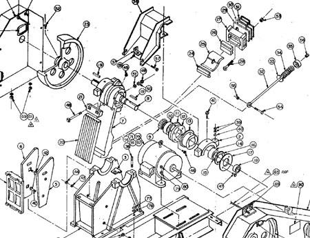 Denver Jaw Crusher Parts : Legend Inc. Sparks, Nevada USA