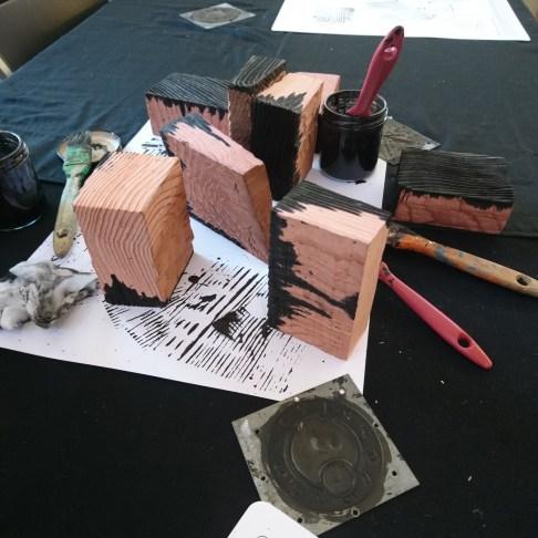 Atelier séquoïa 2