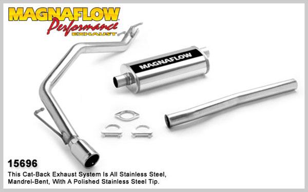 Magnaflow 15696: Exhaust System for FORD EXPLORER SPORT