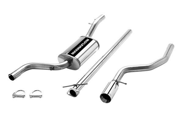 Magnaflow 15697: Exhaust System for FORD FOCUS LE 2000-2003