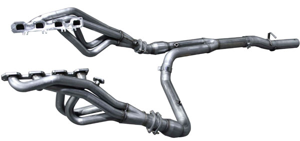 American Racing Headers (RM64-15134300LSWC) Dodge Ram 2500