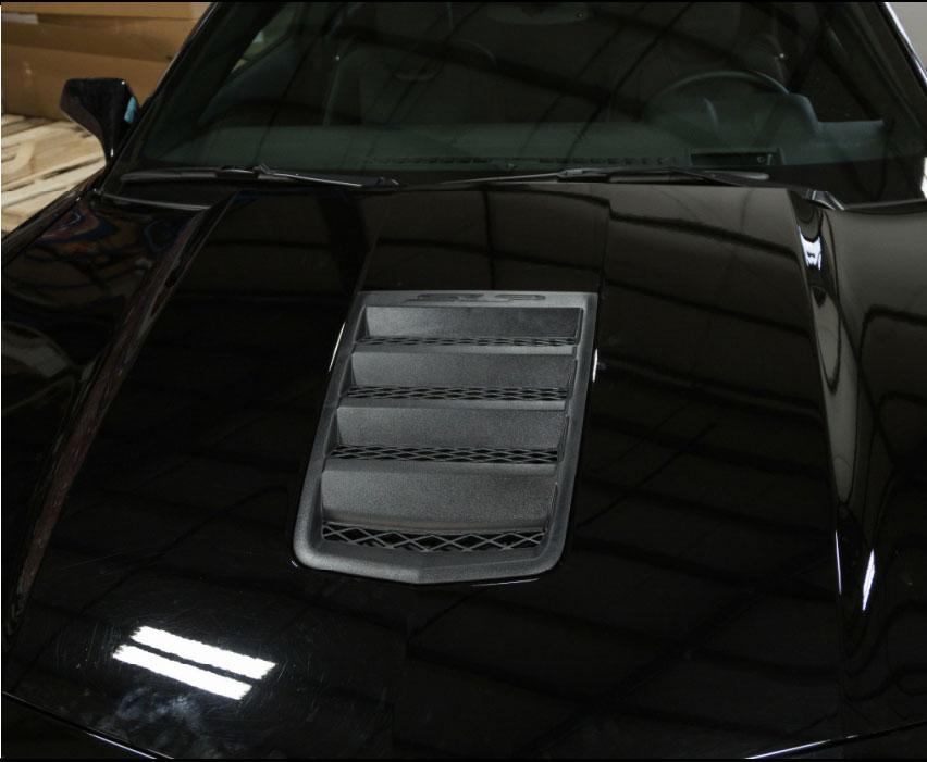 SLP Performance 620032 SLP Camaro 2014 15 Hood Heat