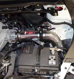 injen sp1480p cold air intake acura tsx 3 5l v6 dyno tuned cold air [ 1200 x 794 Pixel ]