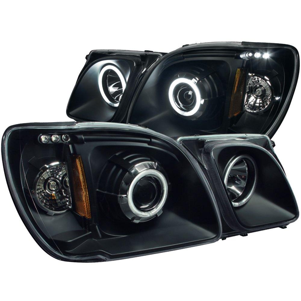 medium resolution of anzo 111170 anzo usa lexus lx470 projector headlights w halo lexus lx470 headlight wiring harness