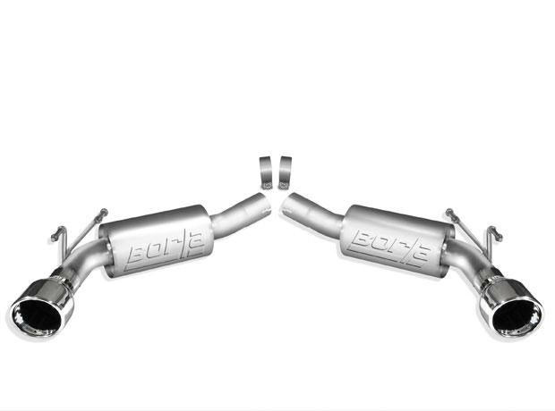 borla 11775 borla s type exhaust system lm performance