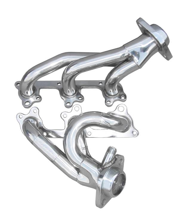 Pypes Exhaust (HDR56S) Pypes 2005-10 Mustang V6 Short Tube