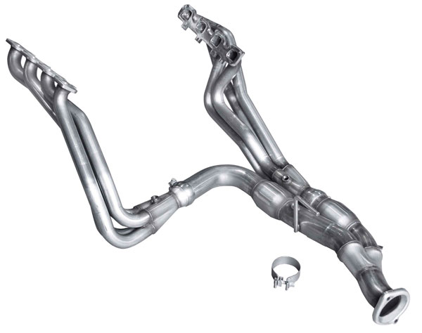 american racing headers jpgc 09178300lswc jeep cherokee 5 7l long system with cats header 1 7 8 x 3 3 x 3 y pipe set with cats d port flange