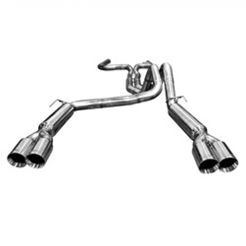 Kooks Headers (22415200) Kooks Exhaust System with Catted
