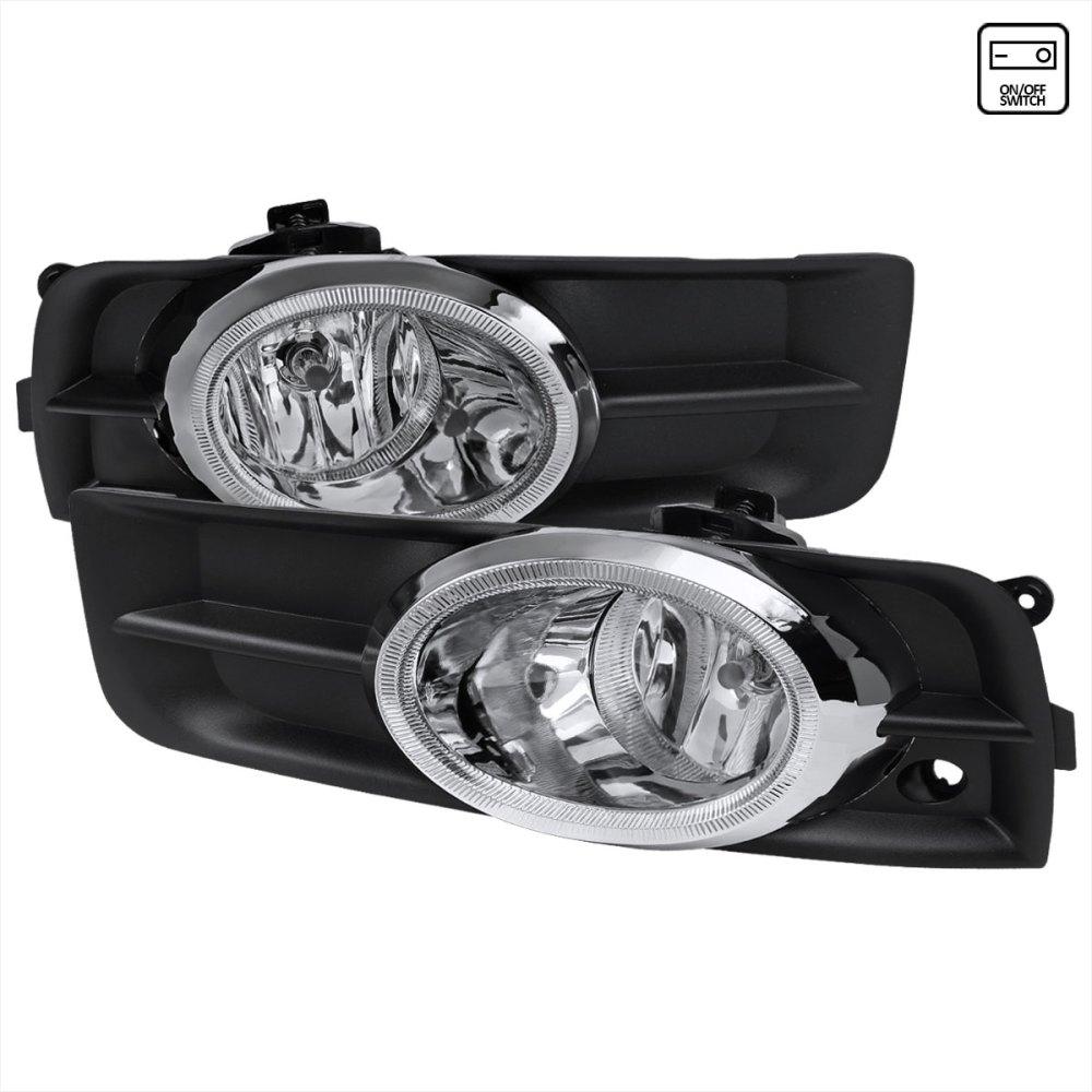 medium resolution of spec d tuning lf cru09coem v2 dl chevrolet cruze clear foglights with wiring kit 2011 2014