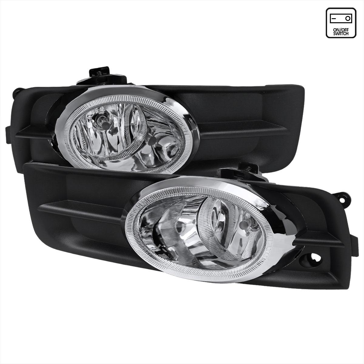 hight resolution of spec d tuning lf cru09coem v2 dl chevrolet cruze clear foglights with wiring kit 2011 2014