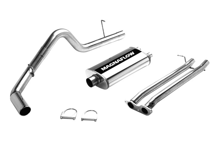 Magnaflow 15602: Exhaust System for Chevy GMC C1500/K1500