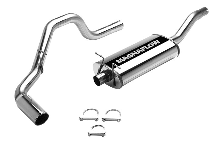 Magnaflow (15681) Exhaust System for FORD EXPEDITION