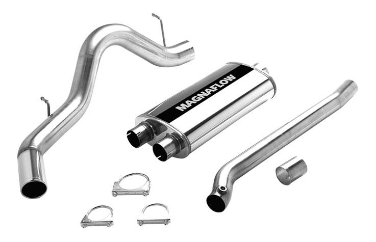 Magnaflow 15716: Exhaust System for GM SUBURBAN/YUKON XL