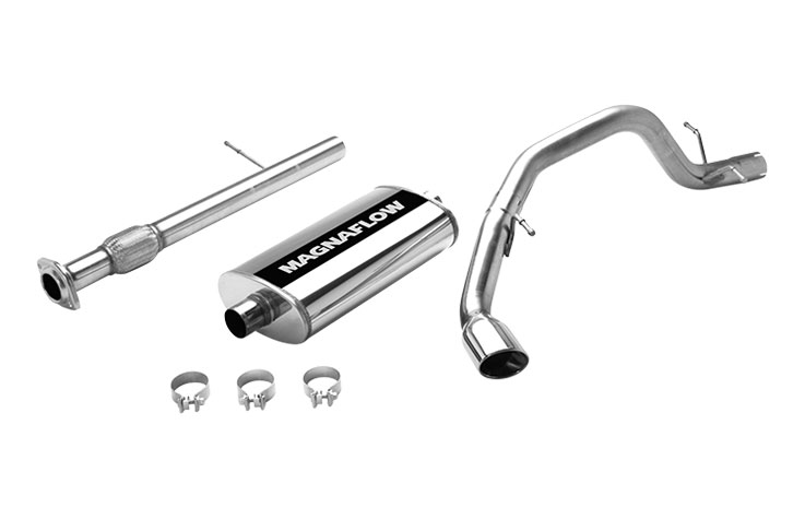Magnaflow 16722: Exhaust System for GM SUBURBAN 1500 LS 5