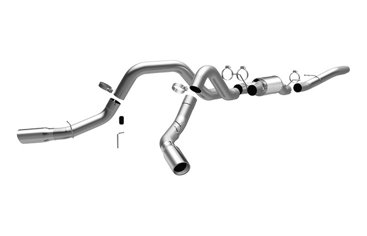 Magnaflow (16964) Exhaust System for GM DURAMAX DIESEL 6