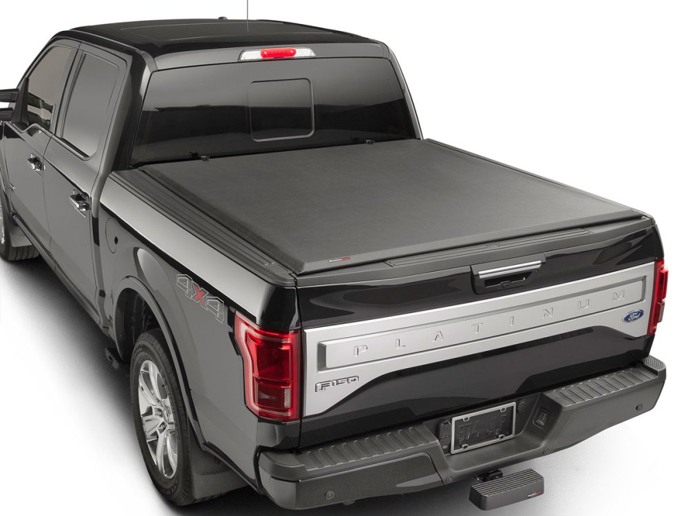 medium resolution of weathertech 8rc2326 roll up truck bed cover chevrolet silverado 3500 1500 black 14 on new