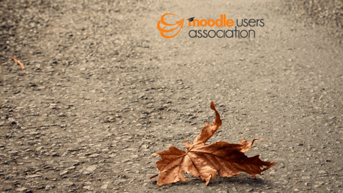 Moodle Users Association August Copious Update