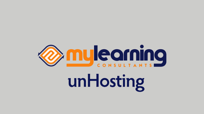 My Learning Consultants unHosting