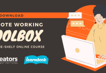 EC Offer Remote Working Toolbox