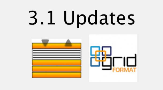 3.1 updates collapsed topics grid format