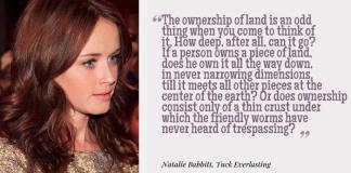 """Create A """"Tuck Everlasting"""" Book Club In Your Moodle For Free"""