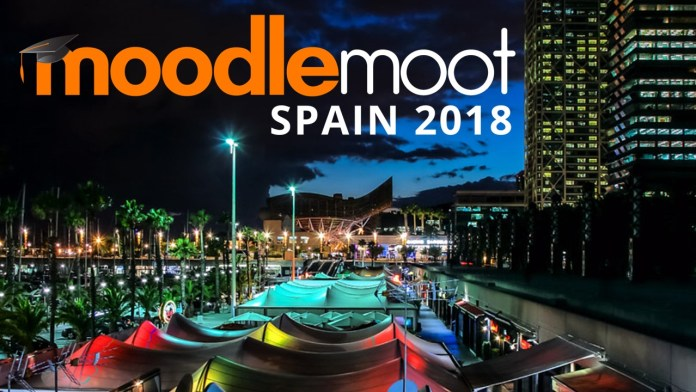 Details Confirmed For MoodleMoot Spain 2018 In Barcelona