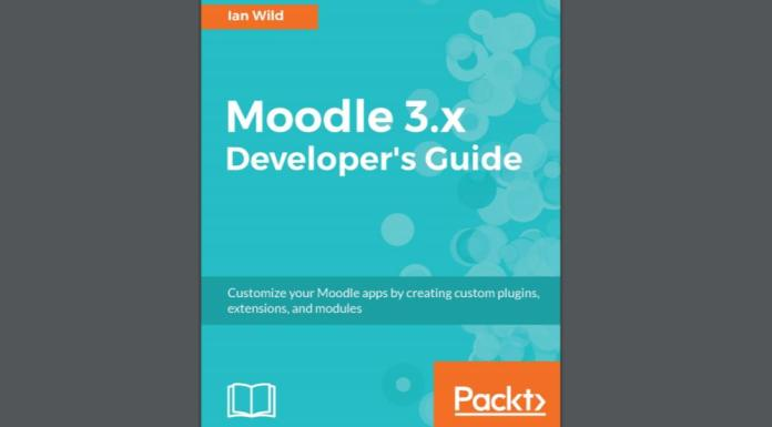 Discover All You Can Create With Moodle In Ian Wild's 'Moodle 3.x Developer's Guide'