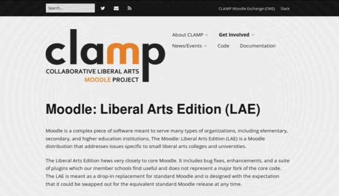 Latest CLAMP Update To Moodle 'Liberal Arts' Immune To Recent Security Flaw