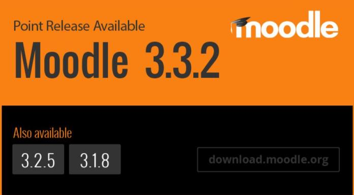 Moodle 3.3.2 Available For Download, Moodle 3.2, 3.1 Also Updated | Moodle 3.3.2, 3.2.5 & 3.1.8 Disponibles, Descárgalos Ya!