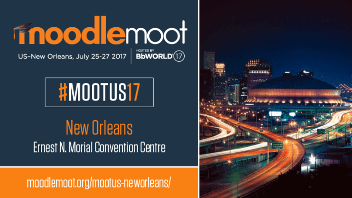 New MoodleMoots Coming To The US: Moodle Conferences In New Orleans, Florida