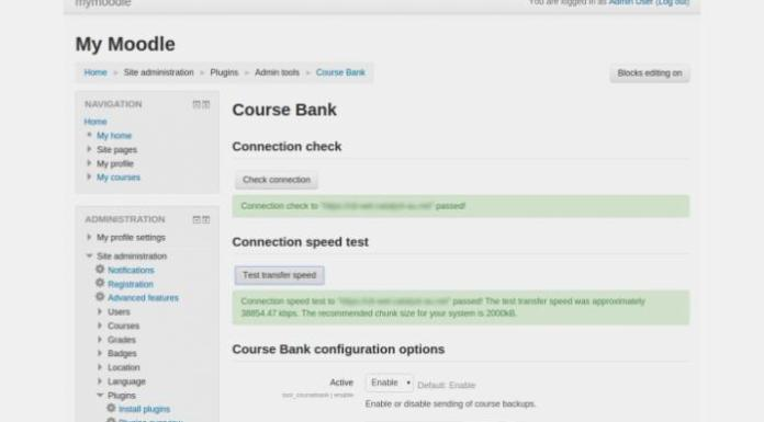 Never Lose Work In Your Learning Design Path With CourseBank Plugin For Moodle