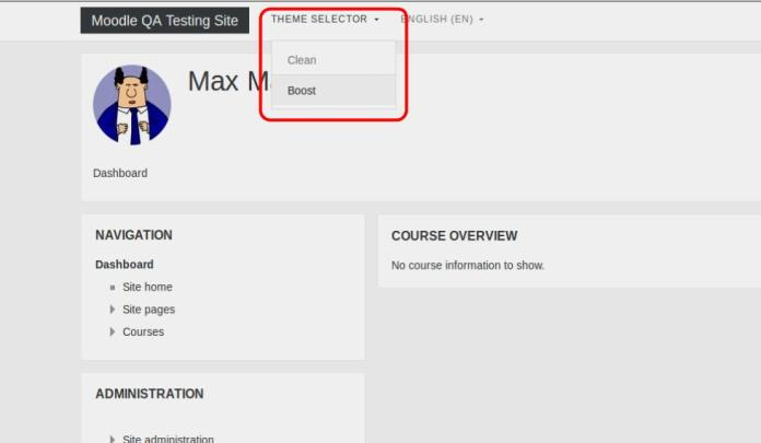 Come To Our (Res) Q… A Testing For Moodle 3.2