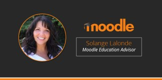 Why The Moodleverse Won't Stop Hearing From Solange Lalonde Any Time Soon