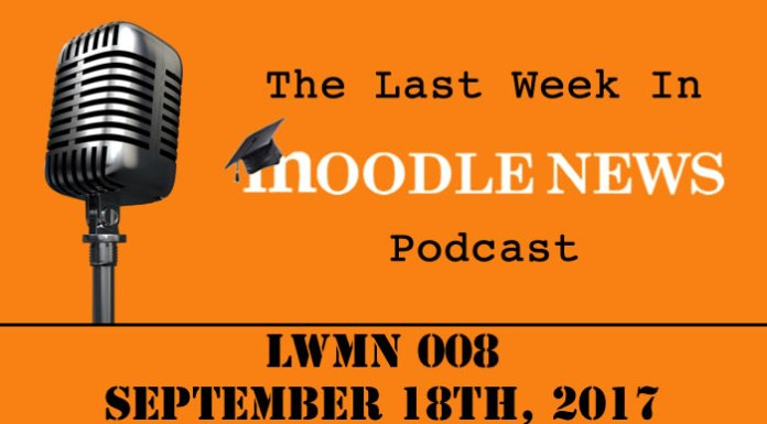 The last week in moodlenews 18 SEP 17