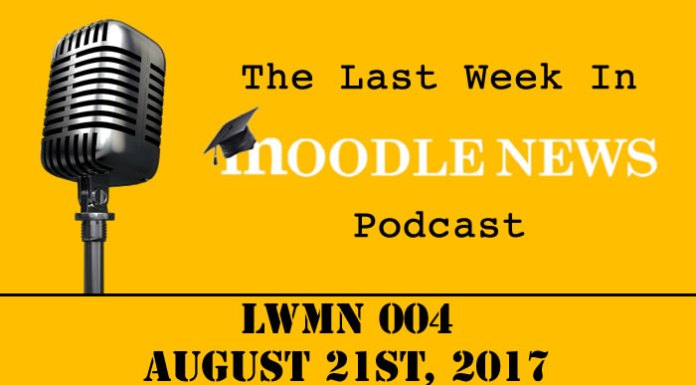The last week in moodlenews 21 AUG 17