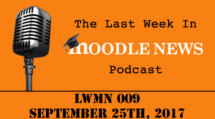 The last week in moodlenews 25 SEP 17