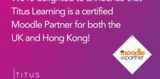 Titus Learning Becomes Moodle Partner In UK, HK