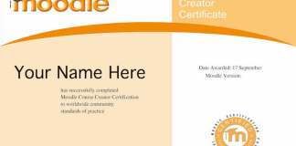New Session Of The Moodle Course Creators Certificate Coming Up On August 2nd