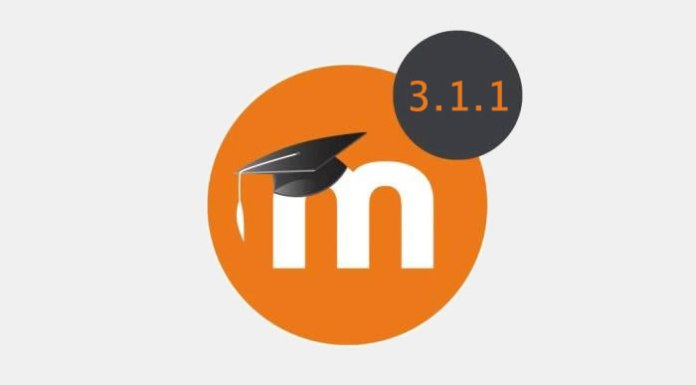 moodle 3.1.1 release